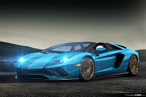 lamborghini aventador s roadster back the s is back at lamborghini 2017 aventador s roadster 8 hr image at lambocars com