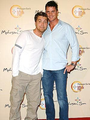 Lance Bass Boyfriend Target Of Threats 2 by Times Square Gossip Lance Bass And Reichem Lehmkuhl S