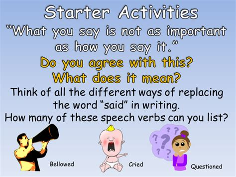 Direct Speech In Narrative Essay by Year 3 Inverted Commas To Punctuate Direct Speech Year 3 Or Ks2 Speech Marks Complete Lesson