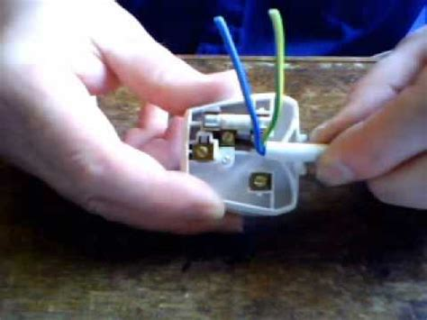 2 wires into 3 pin wiring a 3 pin part 2