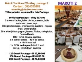 makoti traditional wedding package   Junk Mail