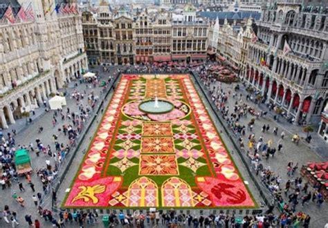 tappeto di fiori bruxelles tappeto di fiori 2014