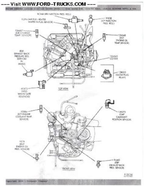 2002 ford escape parts diagram 2002 ford f250 4x2 engine diagrams