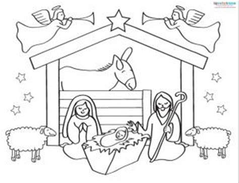 free nativity tunnel card template printable nativity lovetoknow