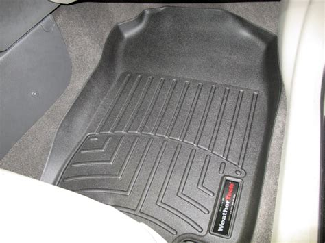 2010 ford fusion floor mats weathertech