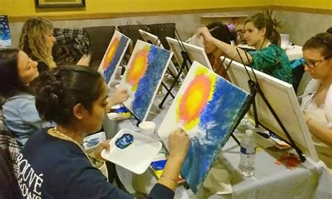 Drawing N Painting Classes by Paint Tyme Up To 49 Philadelphia Groupon