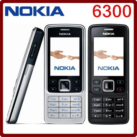 nokia 6300 themes clock battery date aliexpress com buy original unlocked nokia 6300 gsm