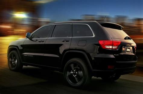 imagenes camionetas negras jeep grand cherokee production concept mundonets
