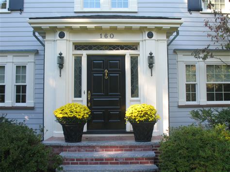 front entrances front door repainting in massachusetts and rhode island