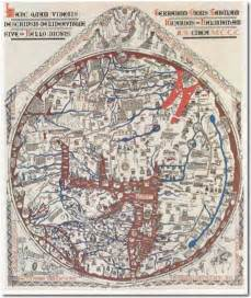 hereford map 226 title the hereford mappamundi date ca 1290 a d