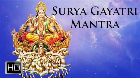 Gayatri Maxy 108 gayatri mantra surya gayatri mantra mantra for