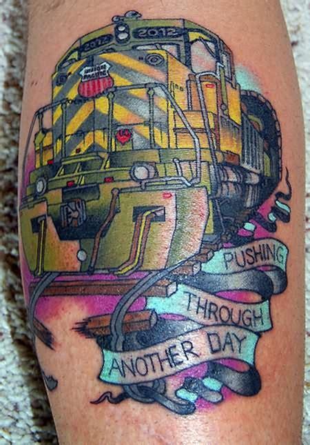 tattoo shops near leeds train station 23 train tattoos on sleeve