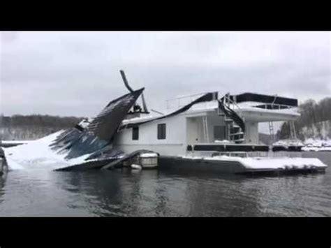 lake cumberland boat docks 2016 lake cumberland grider hill boat dock snow damage