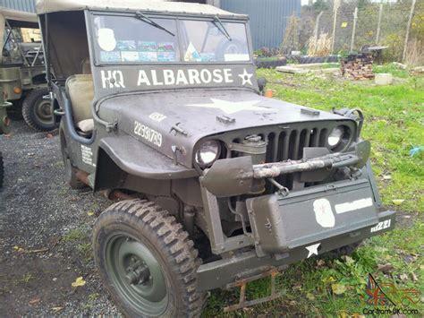 Ford Ww2 Jeep Ford Gpw 1943 Ww2 Jeep Ford