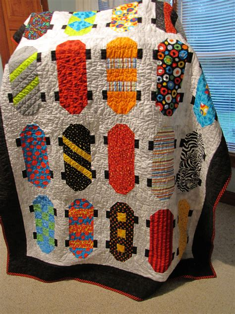 Size Quilts For Boys by Skateboard Quilt Size Boy Child