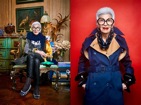 Home Design Studio New York iris apfel blue illusion daniela federici photographer