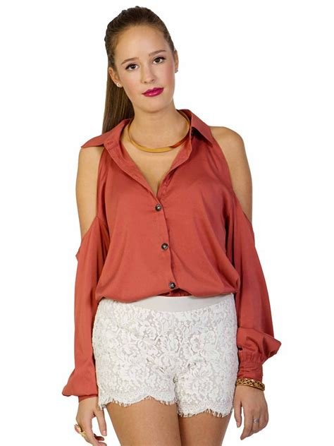 Sabrina Blouse Shoulder shop staple cold shoulder blouse sabrina s closet