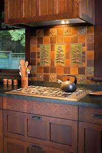Artful tile for kitchen amp bath arts amp crafts homes and the revival