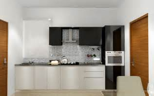 design tips the straight kitchen homelane straight line kitchen designs contemporary pertaining to