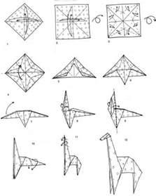 How To Make An Origami Leopard - mit origami papier basteln die beste origami