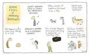 Seven types of ordinary happiness the business of emotions