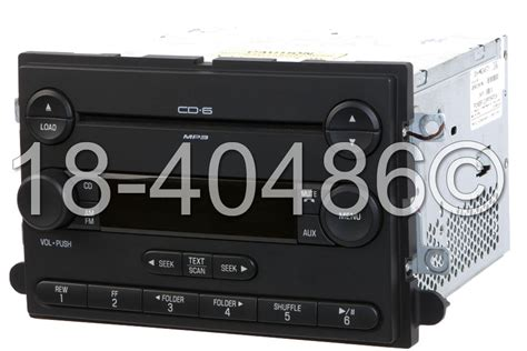 Cd Player F R Auto by Radio Or Cd Player 18 40486 R