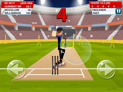 stick swing game stick cricket 2 swings right then left then right into