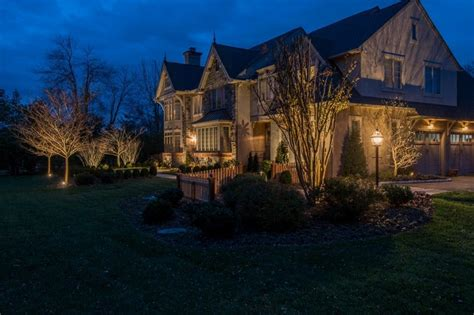 Residential Landscape Lighting Design Add Value To Your Home With Outdoor Lighting Burkholder Landscaping