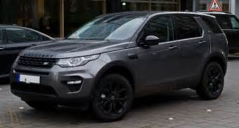 file land rover discovery sport td4 hse black paket