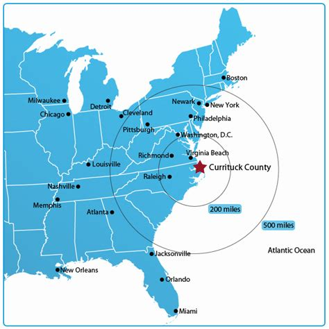 bank of carolina locations area map outer banks nc