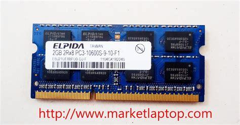 Jual Memory Ram Laptop toko sparepart dan service laptop di malang