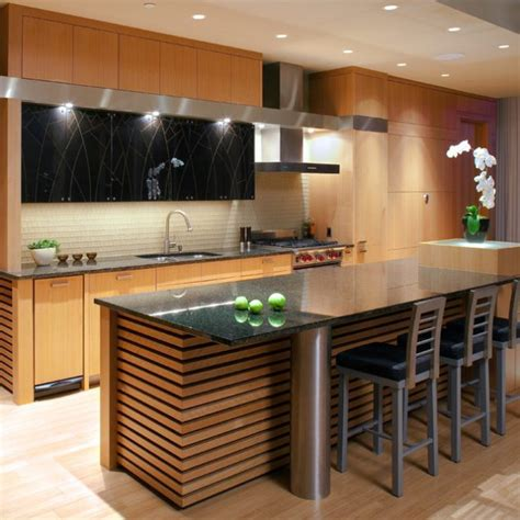 Japanese Style Kitchen Cabinets 13 glamorous asian kitchen designs for better home