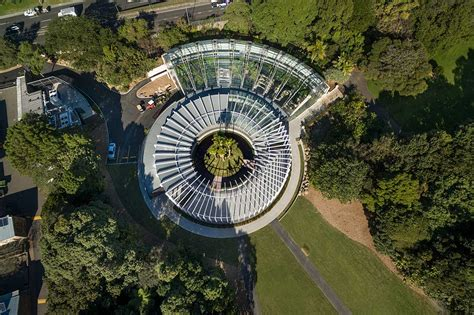 Botanic Gardens Sydney Opening Hours The Calyx Royal Botanical Gardens Sydney By Ptw Architects