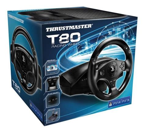 volante ps3 prezzo vendita thrustmaster ps3 ps4 volante t80 racing wheel