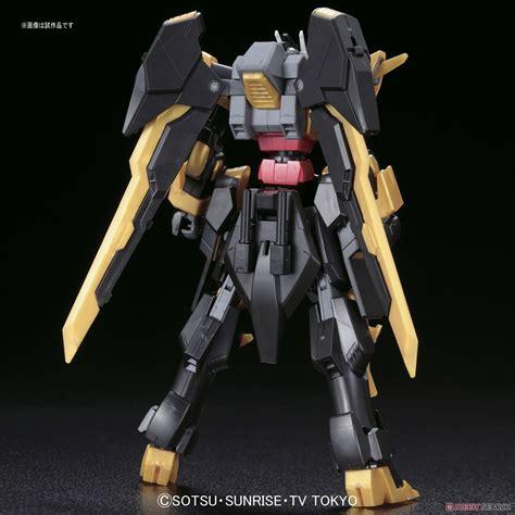 Hg Hugo Mobile Suit Bandai Original bandai gundam schwarzs ritter schwarzritter hgbf model kits 1 144 4549660183846 11street