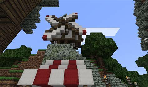 Little Medieval Village Minecraft Project Minecraft Windmill Farm