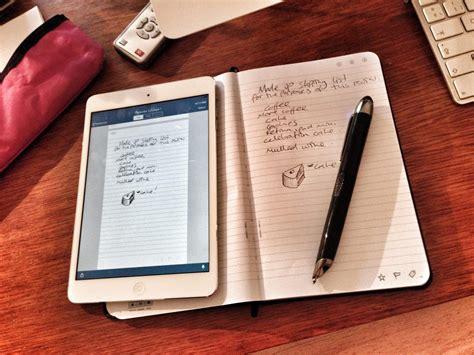 livescribe   fantastic     sends  writing   ipad review cult  mac