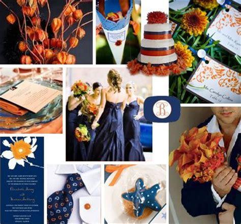 using blue with fall wedding colors weddingbee