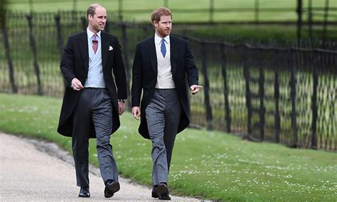 Prince Harry has officially asked Prince William to be his