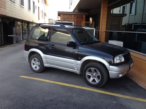 2 Door Suzuki File 2004 Suzuki Grand Vitara 2 Door Europe Jpg