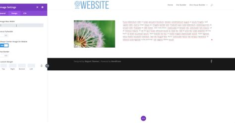 tutorial web builder visual divi 3 0 tutorial add an image to a web page using the