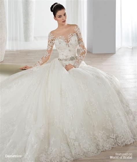 demetrios 2016 wedding dresses world bridal