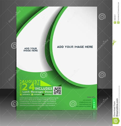 football design template football competition flyer design stock vector image