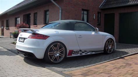 Audi Tt Aufkleber by Erfahrungsberichte Fahrwerke F 252 R Tt Rs Felgen