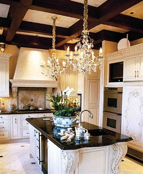 Kitchen Chandelier Ideas | 57 original kitchen hanging lights ideas digsdigs