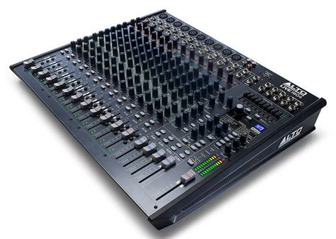 Mixer Audio Alto alto professional live 1604 16 channel 4 unpowered