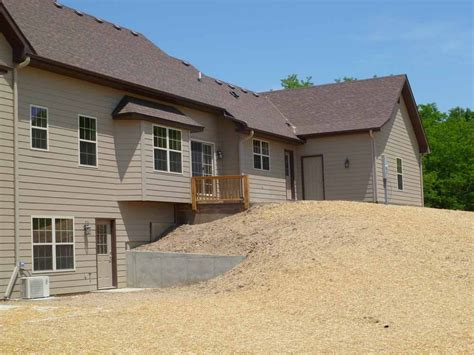 Home Plans With Walkout Basement by Walk Out Basement Retaining Walls And Walk Out Basement