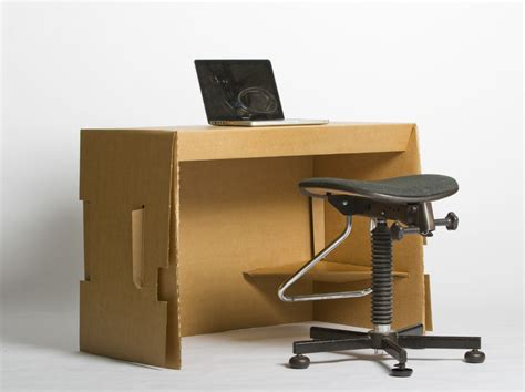 How To Make A Desk Out Of Paper - instead of the paperless future there s the paper desk