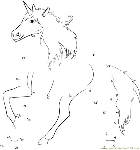magical unicorn activity book for mazes dot to dot coloring matching crosswords book for activity book for ages 3 5 4 8 5 12 books real unicorn dot to dot printable worksheet connect the dots