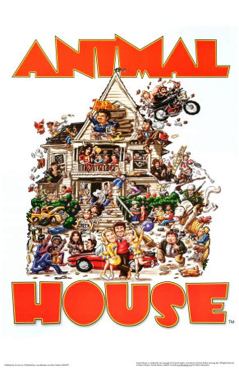 animal house poster animal house movie posters celebrity and film